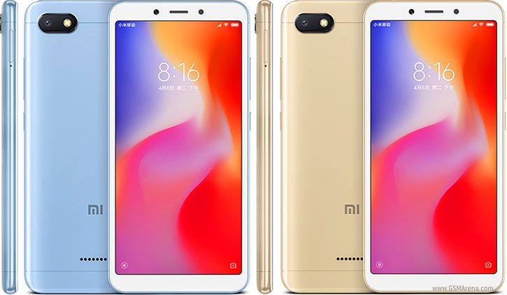 XIAOMI REDMI 6A 2/16 GB BLACK
