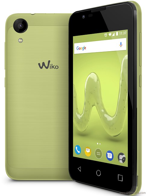 WIKO SUNNY2 SPACE GREY